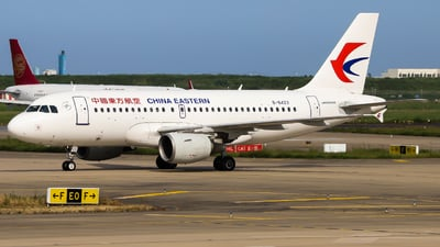 B-6423 - Airbus A319-115 - China Eastern Airlines