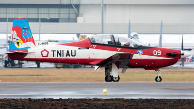 LL-0109 - KAI KT-1 Woong-Bee - Indonesia - Air Force