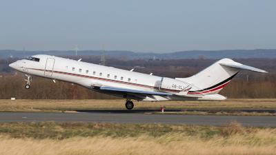 CS-GLY - Bombardier BD-700-1A11 Global 5000 - NetJets Europe