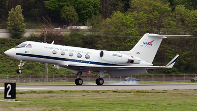N804NA - Gulfstream G-III - United States - National Aeronautics and Space Administration (NASA)