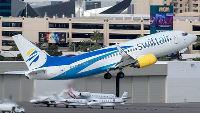 N625SW - Boeing 737-3H4 - Swift Air