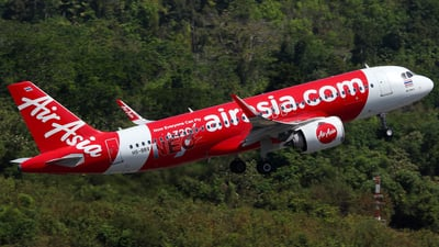 A picture of HSBBX - Airbus A320251N - AirAsia - © Azimi Iahra