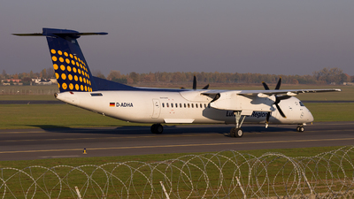D-ADHA - Bombardier Dash 8-Q402 - Lufthansa Regional (CityLine)