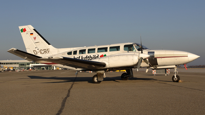 A picture of DICRF - Cessna 404 Titan Courier - [4040406] - © Dominik Burger