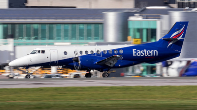 A picture of GMAJB - BAe Jetstream 41 - Eastern Airways - © Charles Cunliffe