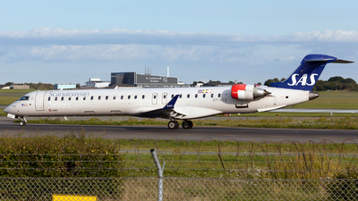 OY-KFD - Bombardier CRJ-900 - Scandinavian Airlines (Cimber)