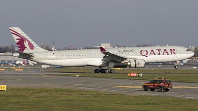 A7-AEG - Airbus A330-302 - Qatar Airways