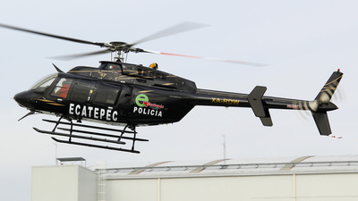 XA-RDW - Bell 407 - Mexico - Police