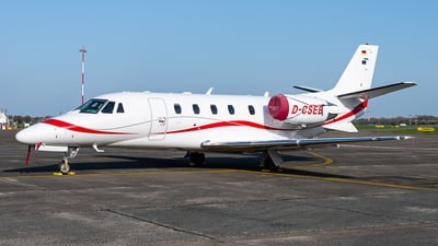 D-CSEB - Cessna 560XL Citation XLS Plus - Private