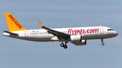 F-WWDS - Airbus A320-271N - Pegasus Airlines