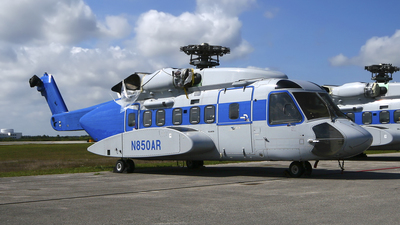 N850AR - Sikorsky S-92A Helibus - Private