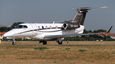 9H-MAG - Embraer 505 Phenom 300 - Private
