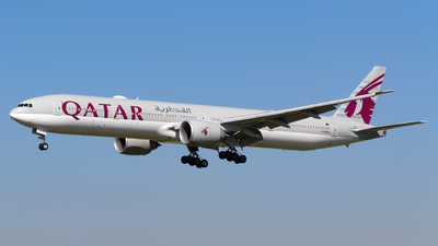 A7-BEA - Boeing 777-3DZER - Qatar Airways