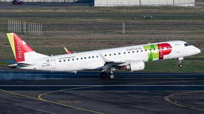 A picture of CSTPR - Embraer E190LR - TAP Express - © DN280