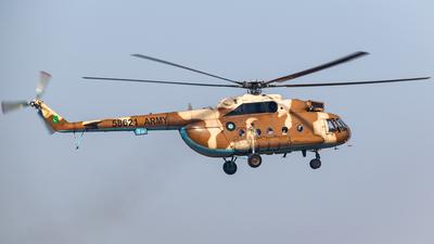 58621 - Mil Mi-17 Hip - Pakistan - Army Aviation