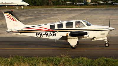 PR-RAB - Beechcraft 36 Bonanza - Private
