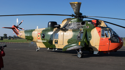 RS-02 - Westland Sea King Mk.48 - Belgium - Air Force