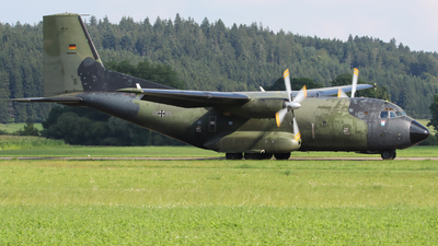 51-02 - Transall C-160D - Germany - Air Force