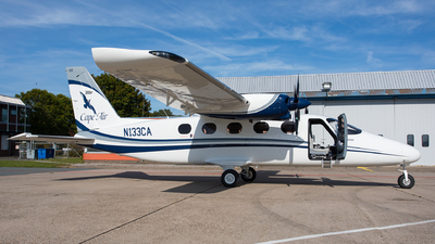N133CA - Tecnam P2012 Traveller - Cape Air