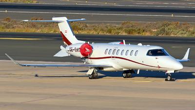 OE-GAG - Bombardier Learjet 75 - Private