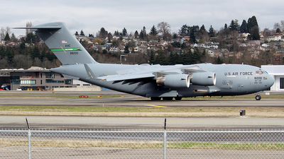 08-8200 - Boeing C-17A Globemaster III - United States - US Air Force (USAF)