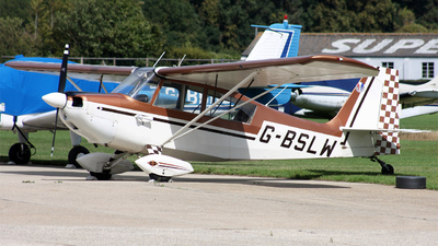 G-BSLW - Bellanca 7ECA Citabria - Private