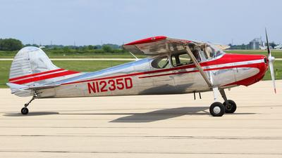 N1235D - Cessna 170A - Private