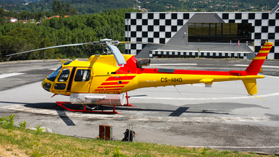 CS-HHO - Eurocopter AS 350B3 Ecureuil - HeliPortugal