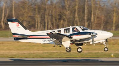 HB-GPC - Beechcraft 58P Baron - Switzerland - Government