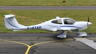F-HYAH - Diamond DA-40NG Diamond Star - Private