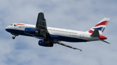 A picture of GEUYE - Airbus A320232 - British Airways - © Pablo Romero