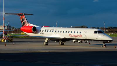 A picture of GSAJC - Embraer ERJ145EP - Loganair - © Dutch