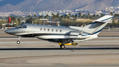 N988RS - Raytheon Hawker 800XP - Private