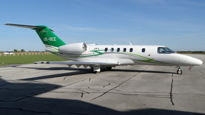 OE-GCZ - Cessna 525 Citationjet CJ4 - Avcon Jet