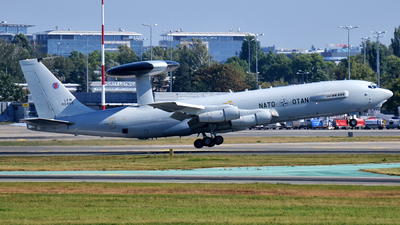 LX-N90456 - Boeing E-3A Sentry - NATO - Airborne Early Warning Force