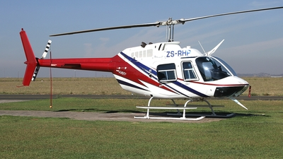 ZS-RHP - Bell 206B JetRanger III - Private