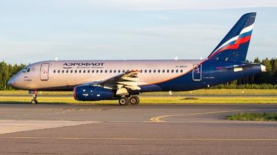 RA-89065 - Sukhoi Superjet 100-95B - Aeroflot