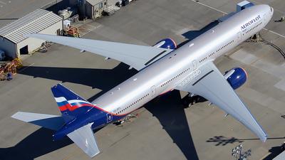 VQ-BFK - Boeing 777-3M0ER - Aeroflot