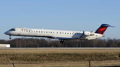 N931XJ - Bombardier CRJ-900LR - Delta Connection (Endeavor Air)