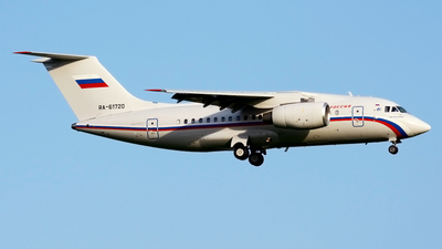 A picture of RA61720 - Antonov An148100E - Rossiya  Special Flight Squadron - © Fedor Kabanov