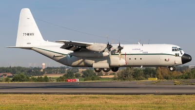 7T-WHN - Lockheed C-130H-30 Hercules - Algeria - Air Force