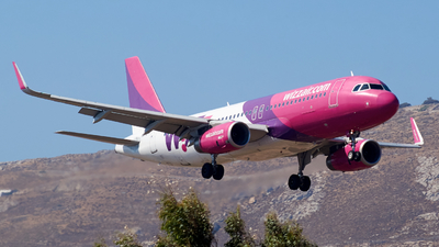 A picture of HALYP - Airbus A320232 - Wizz Air - © JakkoFly