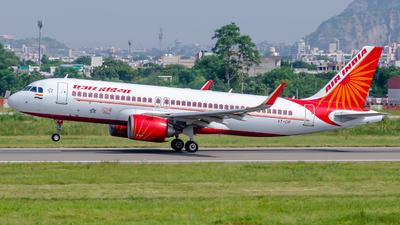 VT-CIF - Airbus A320-251N - Air India