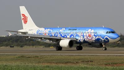 B-2377 - Airbus A320-214 - Air China