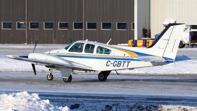 C-GBTT - Beechcraft 95-B55 Baron - Private