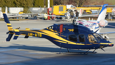 UR-ATB - Bell 429 Global Ranger - Private