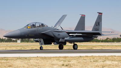 91-0604 - McDonnell Douglas F-15E Strike Eagle - United States - US Air Force (USAF)
