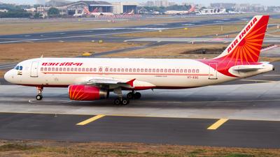 A picture of VTESC - Airbus A320231 - Air India - © Janam Parikh