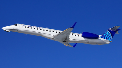 N11187 - Embraer ERJ-145XR - United Express (Commutair)