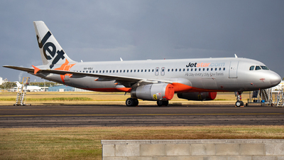 VH-VQJ - Airbus A320-232 - Jetstar Airways